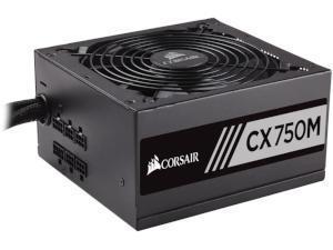 Corsair CX Series CX750M ATX Power Supply
