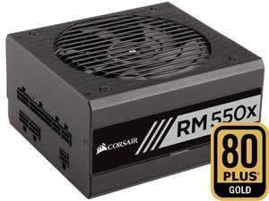Corsair RMX Series RM550X ATX Power Supply