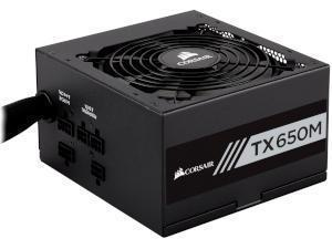 CORSAIR TX650M 650W 80 Plus Gold Power Supply