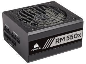 Corsair RMx Series RM550x 2018 80 PLUS Gold Fully Modular ATX Power Supply