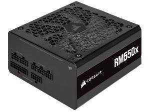 Corsair RMx Series RM550x 2021 550W 80 PLUS Gold Fully Modular ATX Power Supply / PSU
