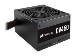 Corsair CV Series CV450 — 450 Watt 80 Plus Bronze Certified PSU
