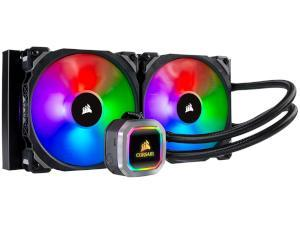 CORSAIR Hydro Series H115i RGB PLATINUM 280mm All-In-One CPU Cooler