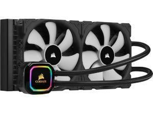 Corsair iCUE H115i RGB PRO XT Liquid CPU Cooler