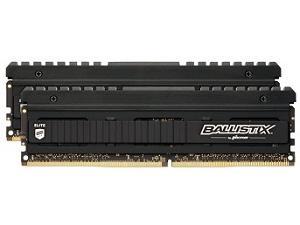 Crucial Ballistix Elite 16GB 2 x 8GB DDR4 2666MHz Dual Channel Memory Kit