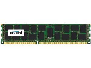 Crucial 16GB 1x16GB 1600MHz DDR3 ECC RDIMM 1.35v