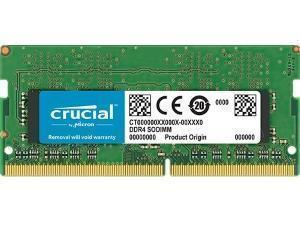 Crucial 16GB 1x16GB DDR4 PC4-21300 2666MHz SO-DIMM Module