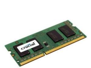 Crucial 2GB 1x2GB DDR3l PC3-12800 1600MHz SODIMM Module