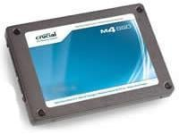 Crucial M4 7mm 256GB 2.5inch SATA 6Gb/s Solid State Hard Drive - Retail