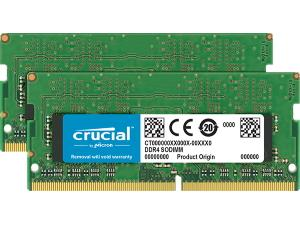 Crucial 8GB 2x4GB DDR4 2400MHz SO-DIMM Dual Channel Memory RAM Kit
