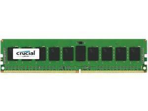 Crucial 4GB 1x4GB 2133MHz DDR4 ECC RDIMM 1.2v