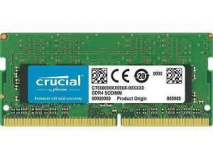 Crucial 4GB 1x4GB DDR4 PC4-19200 2400MHz SO-DIMM Module