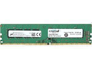 Crucial 8GB 1x8GB DDR4 2133MHz Desktop