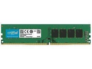 Crucial 8GB 1x8GB DDR4 2666MHz Single Module