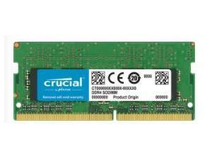 Crucial 8GB 1x8GB DDR4 PC3-19200 2400MHz SO-DIMM Module