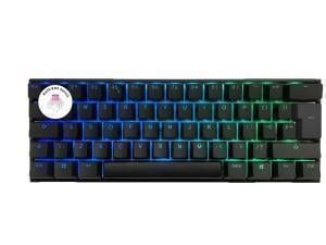 Ducky One2 Mini Kailh BOX Silent Pink Switch RGB Backlit