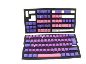 Ducky Ultra Violet PBT Double-shot UK Keycap Set
