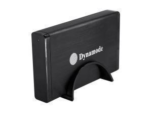Dynamode USB 3.0 3.5inch SATA HDD Enclosure Alloy