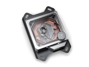 EKWB EK-Velocity - AMD Copper plus Plexi CPU Waterblock