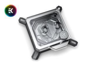 EKWB EK-Velocity RGB - Nickel plus Plexi CPU Waterblock