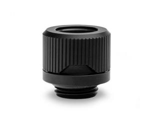 EK-Torque HTC 12mm Hard Tubing Fitting - Black-3831109814413