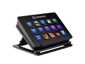 Elgato Stream Deck Customizable LCD Content Creation Controller