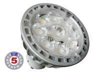 Emprex GU10 4.5W High Efficiency LED Spot Bulb Warm White