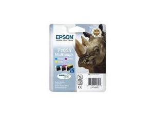 Epson T1006 Multipack Cyan, Magenta, Yellow
