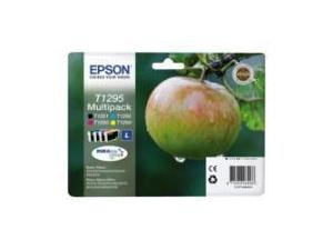 Epson T1295 Multipack Ink Cartridge Black, Cyan, Magenta, Yellow