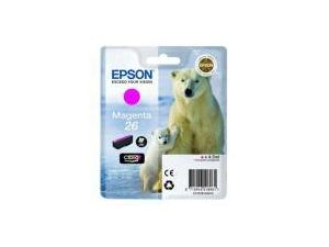 Epson 26 Magenta Ink Cartridge