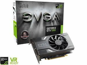 EVGA GeForce GTX 1060 GAMING 3GB GDDR5 Graphics Card
