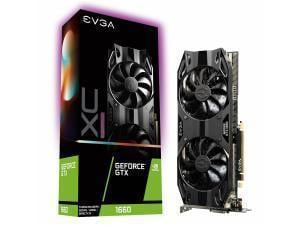EVGA GeForce GTX 1660 XC Ultra Gaming 6GB Graphics Card