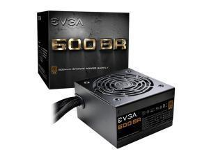 EVGA 600 BR, 80plus BRONZE 600W Power Supply