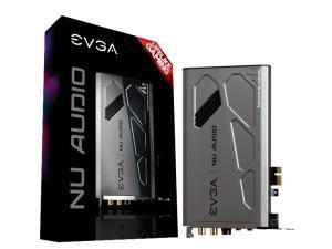 EVGA NU Audio 5.1 Channel Audio Card