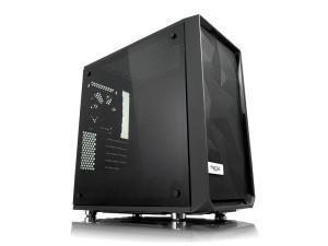 *B-stock item-90 days warranty*Fractal Design Meshify C Mini - Dark Tempered Glass