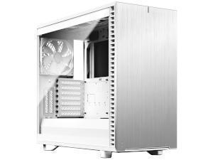 Fractal Design Define 7 Clear Tempered Glass White Tower Chassis