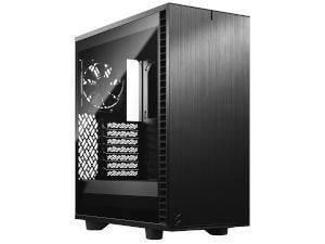 Fractal Design Define 7 Compact Light Tempered Glass  ATX Case