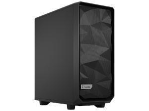 Fractal Design Meshify 2 Compact Solid Black Tower Chassis