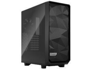 Fractal Design Meshify 2 Compact Light Tempered Glass Black Tower Chassis