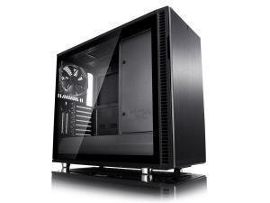 Fractal Design Define R6 Blackout Tempered Glass Mid-Tower