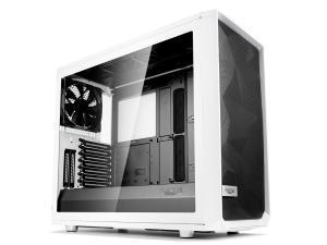 Fractal Design Meshify S2 White Tempered Glass Clear Chassis