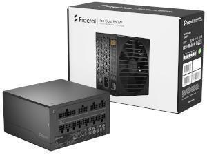 Fractal Design Ion Gold 550W 80 PLUS Gold Fully Modular ATX Power Supply