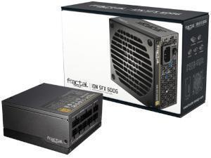 Fractal Design Ion SFX-L Gold 500W 80 PLUS Gold Fully Modular SFX Power Supply