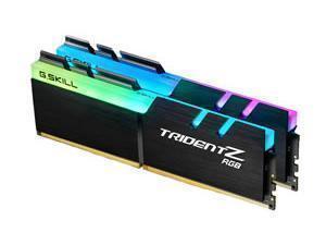G.Skill Trident RGB 3000MHz 16GB 2 x 8GB Kit DDR4 Memory