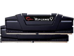 G.Skill Ripjaws V Black 16GB 2x8GB DDR4 PC4-25600 3200MHz Dual Channel Kit