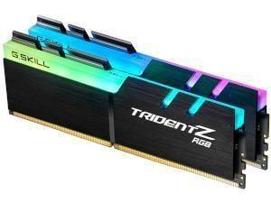 G.SKILL TRIDENT Z RGB 16GB 2 x 8GB DDR4 3600MHz Dual Channel Memory RAM Kit