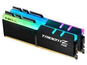 G.Skill Trident Z RGB 32GB 16GBx2 DDR4 3866Mhz Dual Channel Memory RAM Kit