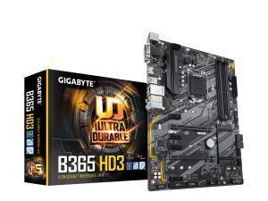 *B-stock item - 90 days warranty*Gigabyte B365 HD3 B365 LGA1151 ATX Motherboard