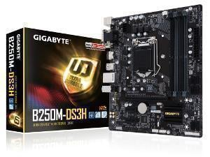 B-STOCK ITEM 90 DAYS WARRANTY GIGABYTE B250M-DS3H Intel B250 Socket 1151 Micro ATX Motherboard