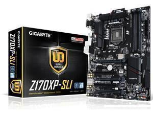 *B-Stock supplier repaired, signs of use* GIGABYTE GA-Z170XP-SLI Intel Z170 Socket 1151 ATX Motherboard